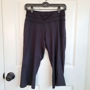 Tek Gear Fit and Flare Workout Yoga Capris XS